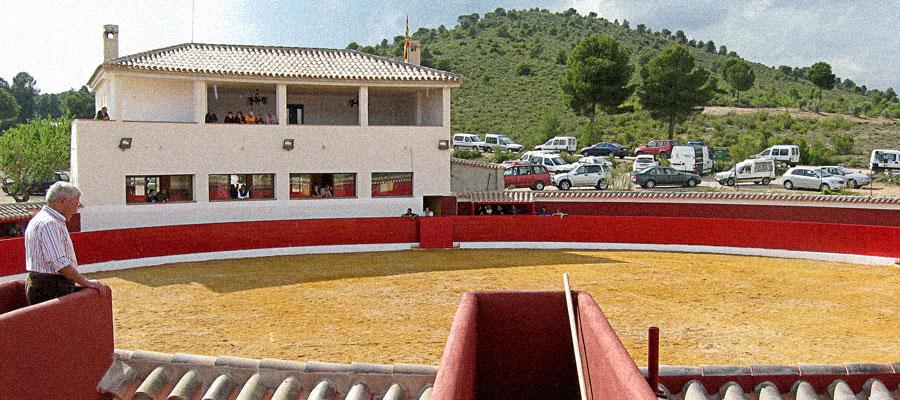 076 Centro Ganadero y Plaza de Tienta. Alcadozo - Coined