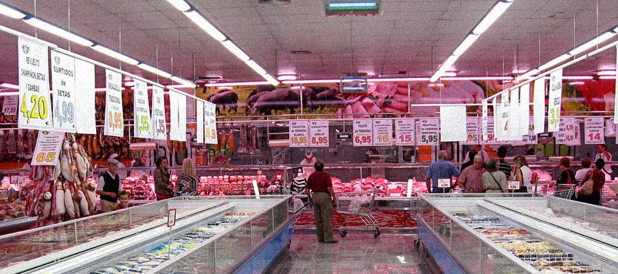 170 Adecuación Nave Supermercado LCC. Valladolid - Coined