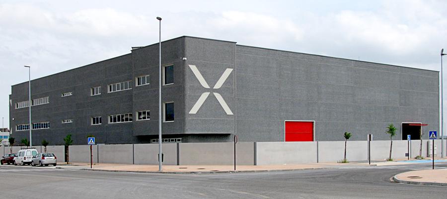 204 Implantación Industria de Componentes Metálicos. Albacete - Coined