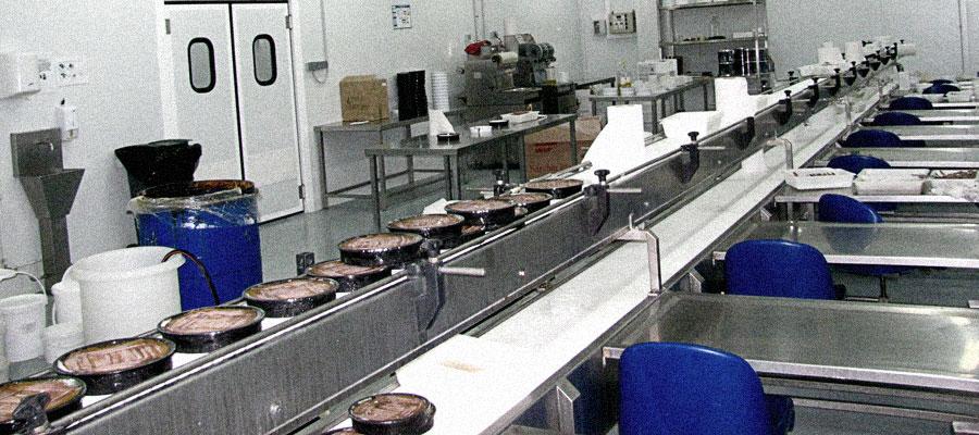 Construcción de Fábrica de Procesado de Pescados en Salazón- Teruel - Coined