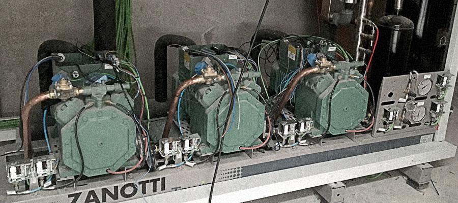 Construcción e Implantación de Instalaciones para Fábrica de Aperitivos. Villamantilla - Coined
